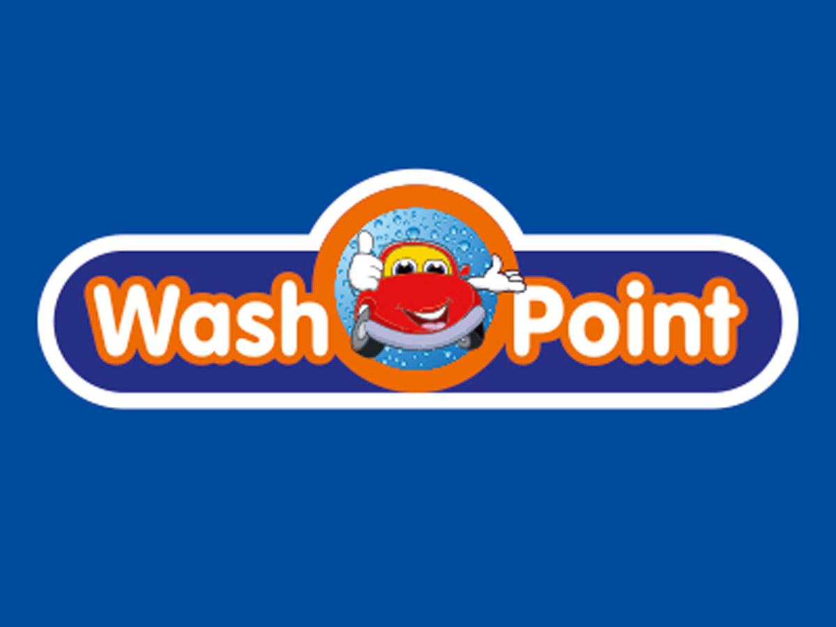 Logo für Autowaschanlage